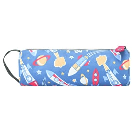 Mi-Pac Space Pencil Case - Blue