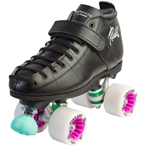 Riedell She Devil 126 Derby Skates - Black