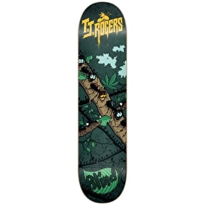 Blind High Ant R7 Skateboard Deck - Rogers 8