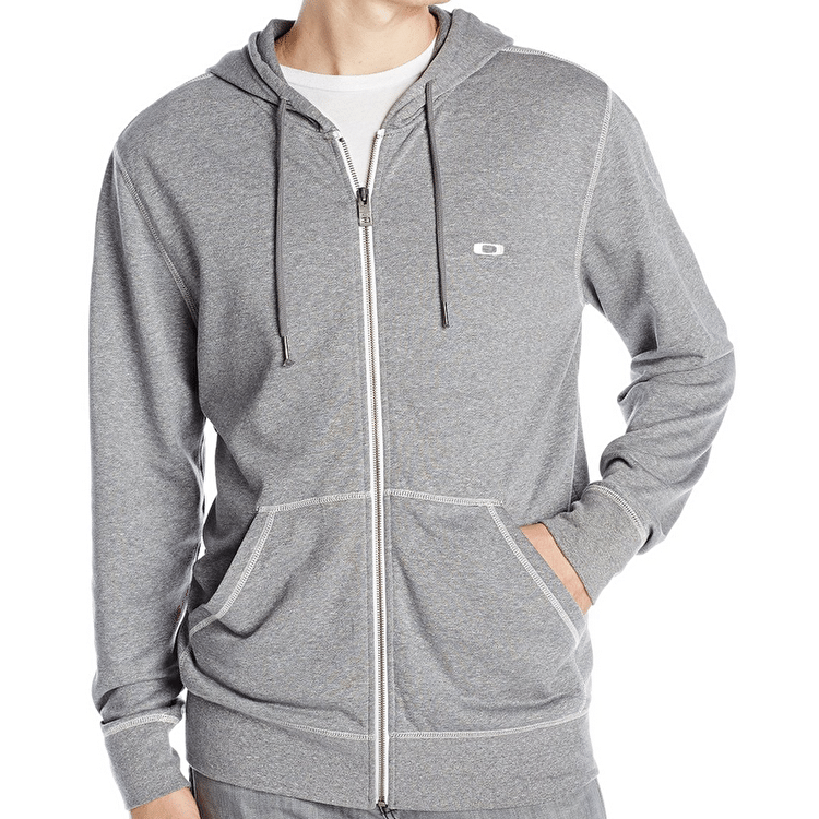 Oakley Pennycross Hoodie - Heather Grey