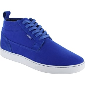 WeSC Lifestyle Hagelin Shoes - Royal Blue Canvas UK 9 (B-Stock)