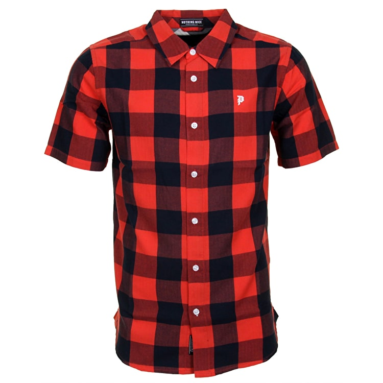Primitive Lightweight Buffalo Shirt - Cherry