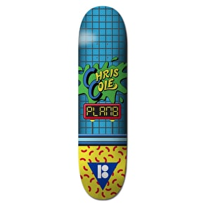 Plan B Pro Spec Cole Dare Skateboard Deck - 8.5