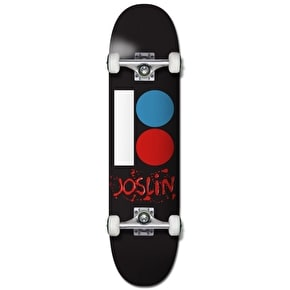 Plan B Skateboard - Blood Joslin 7.75