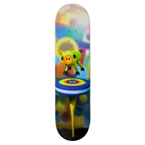 Alien Workshop Floating Pig Icon Series Skateboard Deck - 7.875