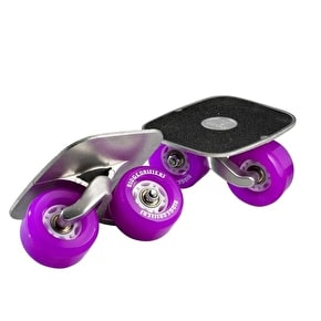 Ridge Drifters Freeline Roller Skates - Purple