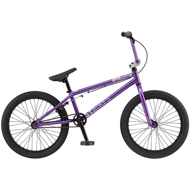 "GT 20"" Air 2019 Complete BMX Bike - Purple"