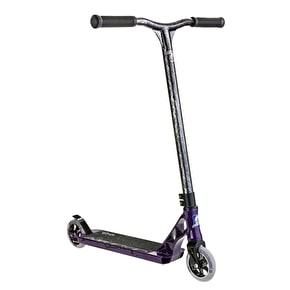 Grit Stunt Scooter - Tremor 2016 Purple/Black Silver Laser