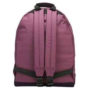 Mi-Pac Nordic Backpack - Plum/Navy