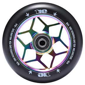 Blunt Envy Diamond 110mm Scooter Wheels - Neochrome