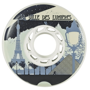 Undercover Team PB Paris Wheels - 76mm