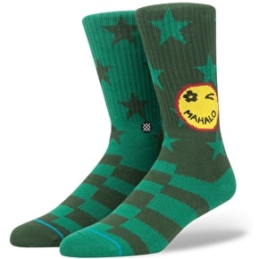 Stance Outlook Socks - Green