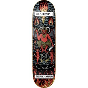 Deathwish Skateboard Deck - Tarot Card Slash 8.125
