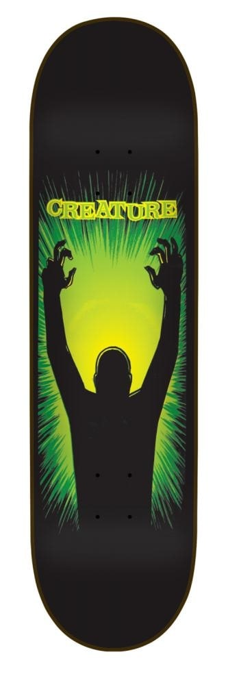 """Image of Creature Resurrection The Thing Skateboard Deck - 8"""""""