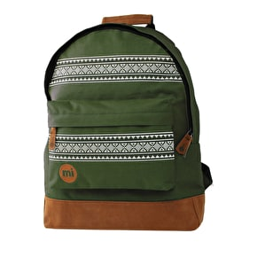 Mi-Pac Nordic Backpack - Dark Olive
