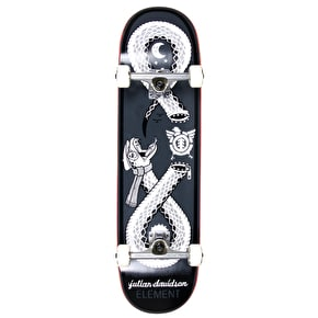 Element Custom Skateboard - Zipper Julian - 8.5