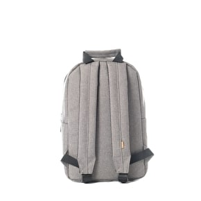 Spiral Little Hudson Backpack - Crosshatch Charcoal