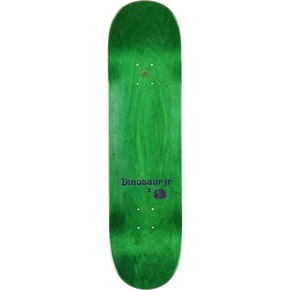 Alien Workshop x Dinosaur Jr. Peace Saucer Skateboard Deck - 8.25