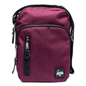 Hype Core Roadman Bag - Burgundy