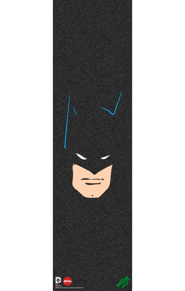 Almost X Mob Batman Abstract Skateboard Grip Tape Almost