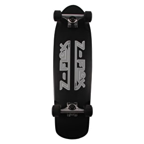 Z-Flex Cruiser Complete Cruiser Skateboard - Z-Bar Black 30