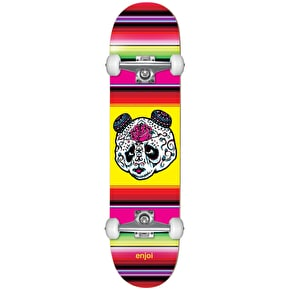 Enjoi Quinceanera Complete Skateboard - Multi 8