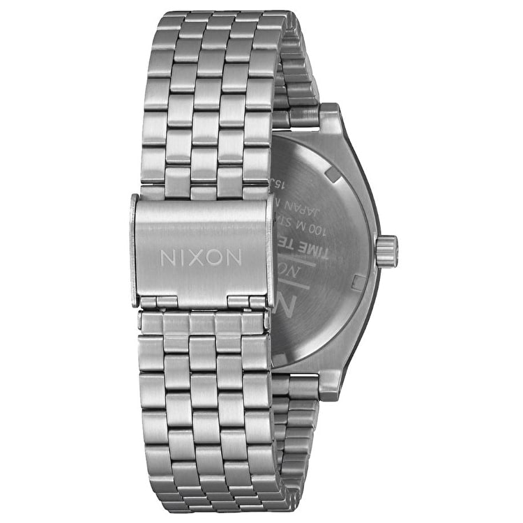 Nixon Time Teller Deluxe Watch - Olive Sunray