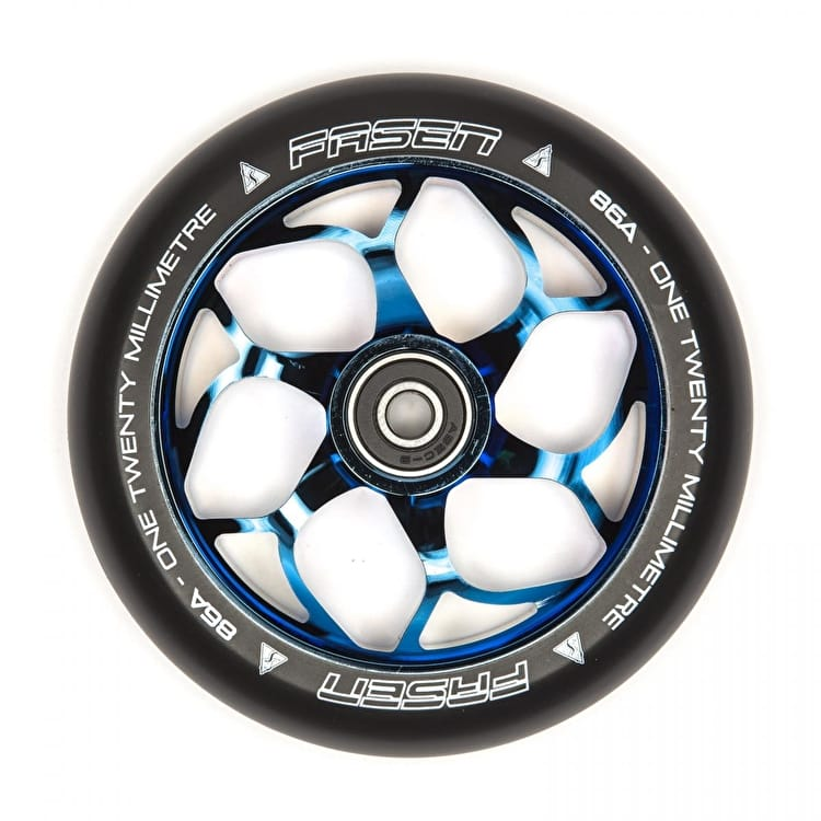 Fasen 120mm Scooter Wheel - Burn Pipe