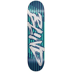 Blind Steps Skateboard Deck - Blue/Teal 7.75