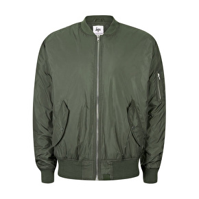 Hype Core Bomber Jacket - Khaki