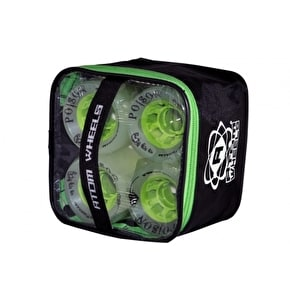Atom Quad 8 Wheel Storage Bag