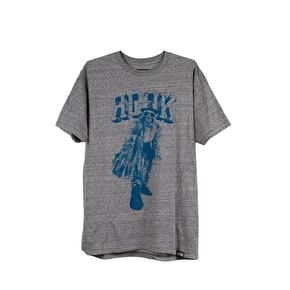 Rook Was Up T-Shirt - Heather Grey