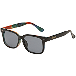 Glassy Sunahaters Lox - Black/Tie Dye