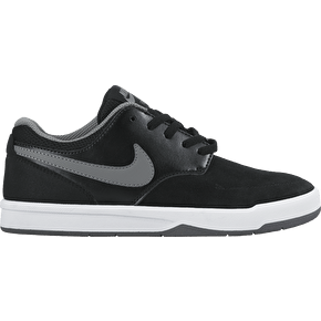 Nike SB Fokus Kids Shoes - Black/Cool Grey