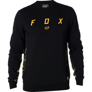Fox Harken Crew Fleece - Black