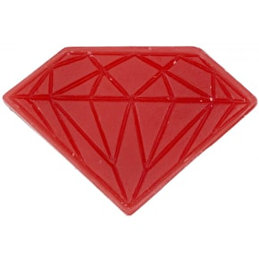 Diamond Hella Slick Skateboard Wax - Red