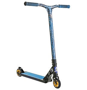 Grit Stunt Scooter - Elite 2016 Black/Laser Blue Silver