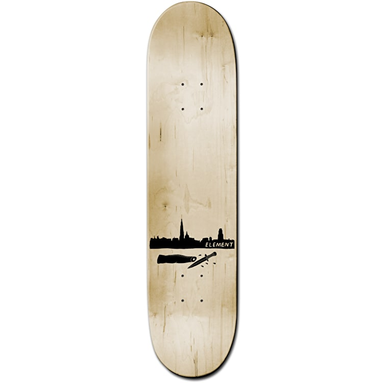Element x Nathaniel Russell Phil Handwerpen Skateboard Deck - 8.375""