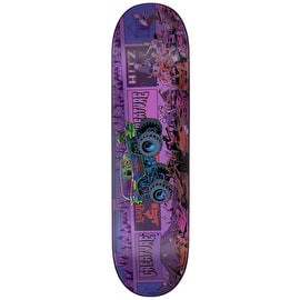 Creature Hitz Death Crusha Skateboard Deck - 8.375