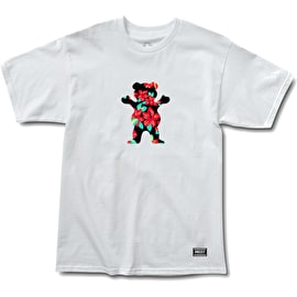 Grizzly Luan T Shirt - White