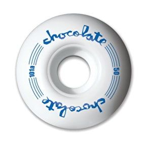 Chocolate Chunk Classic Staple Skateboard Wheels - 50mm