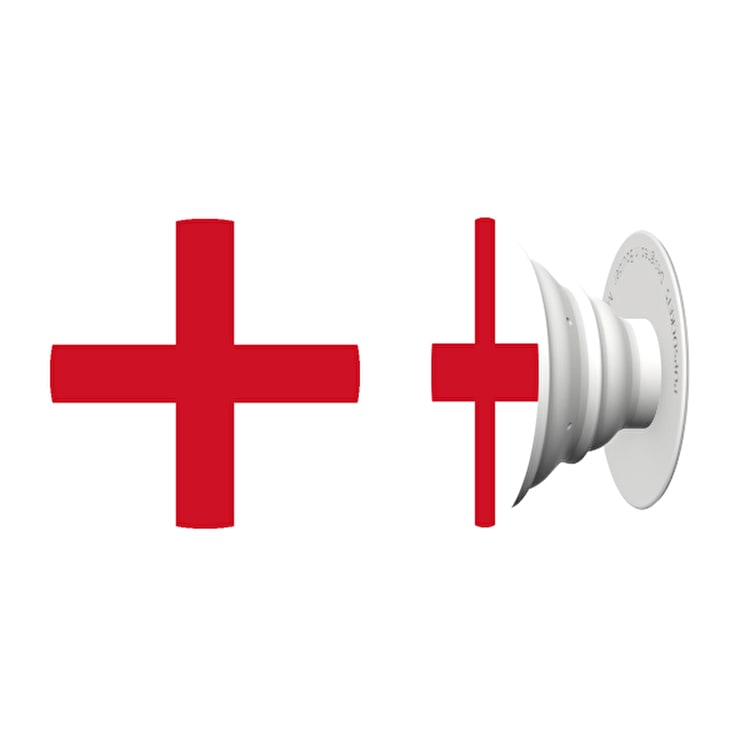PopSockets Grip - England Flag
