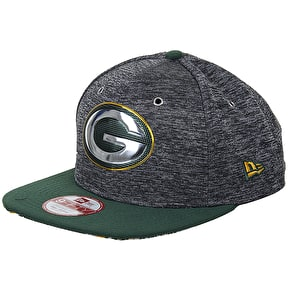 New Era 9Fifty NFL Draft Green Bay Packers Snapback Cap