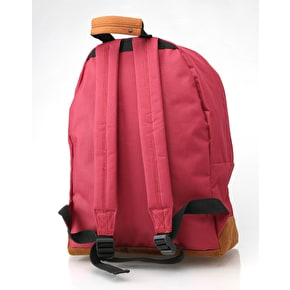 Mi-Pac Stars Backpack - Burgundy