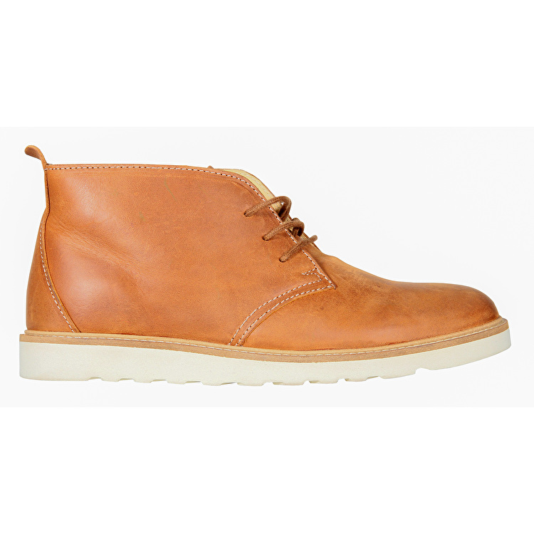 WeSC Desert Shoes - Leather Brown