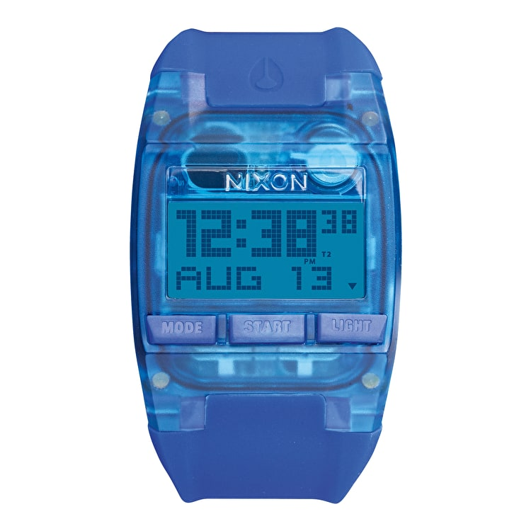 Nixon Comp Watch - All Cobalt Blue