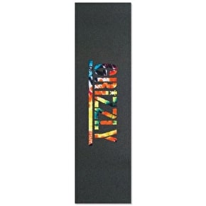 Grizzly T-Puds Signature Grip Tape - Orange Tie-Dye