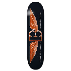 Plan B Team Skateboard Deck - B Wing 8.25
