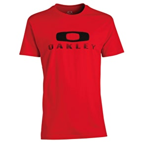 Oakley Griffin's Nest T-Shirt - New Crimson
