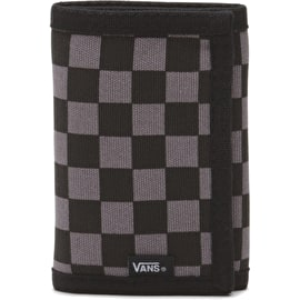 Vans Slipped Wallet - Black/Gunmetal
